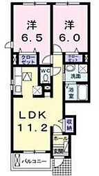 クルミ[1階]の間取り