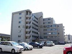 北海道札幌市北区新琴似七条2丁目の賃貸マンションの外観