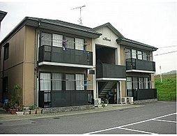 フォーレスODA A・B[1階]の外観