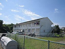 コーポサンフェローC棟[211号室]の外観