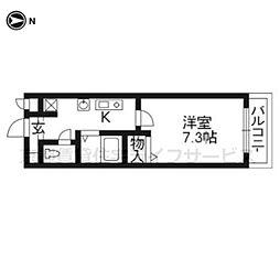 シカタシスビルディング[2階]の間取り