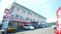 静岡県静岡市葵区竜南2丁目の賃貸マンションの外観