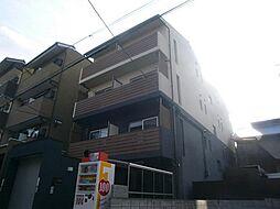 サイト京都西院[3A号室号室]の外観