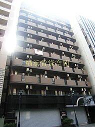 神奈川県横浜市中区弁天通6丁目の賃貸マンションの外観
