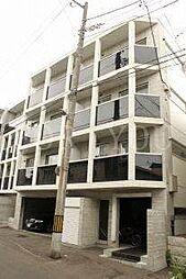 クラークサイドSAPPORO[2階]の外観