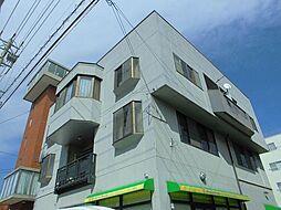 上沢平林ビル[2階]の外観