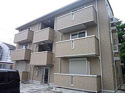 大阪府泉大津市助松町3丁目の賃貸アパートの外観
