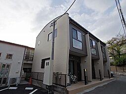 [テラスハウス] 東京都国分寺市本町1丁目 の賃貸【/】の外観