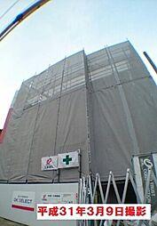 コンフォート・ヴィラ姪浜[3階]の外観