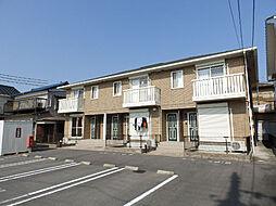 三重県鈴鹿市長太旭町3丁目の賃貸アパートの外観