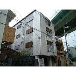 大阪府大阪市旭区大宮5丁目の賃貸マンションの外観