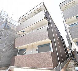 京阪本線 萱島駅 徒歩3分の賃貸アパート