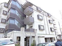 大阪府豊中市長興寺北3丁目の賃貸マンションの外観