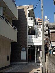 レオネクストET[3階]の外観