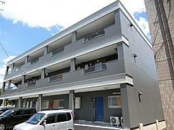 愛知県名古屋市緑区旭出2丁目の賃貸マンションの外観