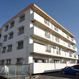 静岡県浜松市南区楊子町の賃貸マンションの外観