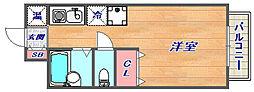 [タウンハウス] 兵庫県神戸市東灘区御影中町8丁目 の賃貸【兵庫県 / 神戸市東灘区】の間取り