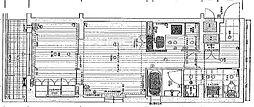 リーガル京都河原町四条南[1204号室号室]の間取り