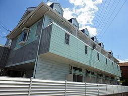 愛知県名古屋市中川区東中島町2丁目の賃貸アパートの外観