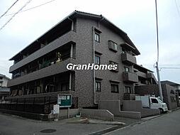 兵庫県明石市林3丁目の賃貸マンションの外観