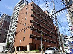 プレサンス東本町[408号室]の外観