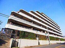 クレサージュ松戸六高台[4階]の外観