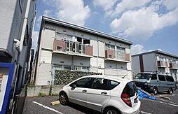 東京都江戸川区春江町5丁目の賃貸アパートの外観