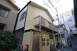 広島電鉄2系統 十日市町駅 徒歩4分の賃貸アパート
