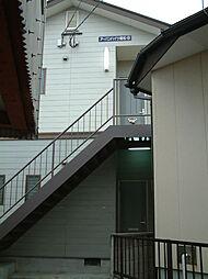 長崎県大村市植松3丁目の賃貸アパートの外観