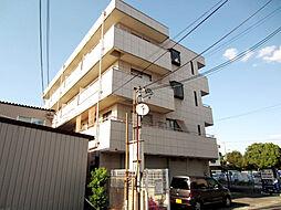 プレジデントハイツ東岸和田[4階]の外観