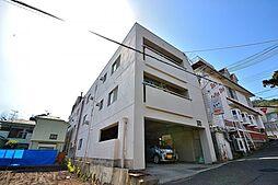 兵庫県神戸市灘区上野通4丁目の賃貸マンションの外観