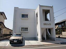 田端ハイツ[101号室]の外観