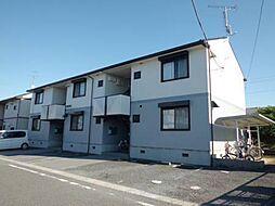 千葉県袖ケ浦市奈良輪1丁目の賃貸アパートの外観