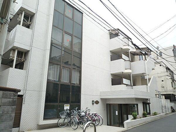 ミリオンコート久米川駅前[408号室]の外観