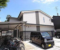 京都府京都市伏見区阿波橋町の賃貸アパートの外観