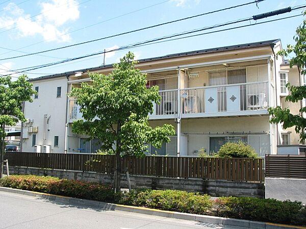 エトワール桜ヶ丘2 2階の賃貸【東京都 / 多摩市】