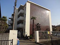 福田マンション[4D号室]の外観