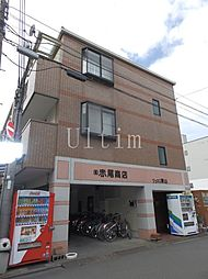 京都府京都市東山区本町17丁目の賃貸マンションの外観