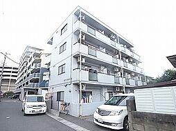 奥富マンション2[3階]の外観
