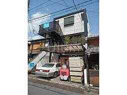 京都府京都市伏見区銀座町2丁目の賃貸マンションの外観