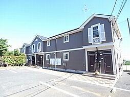 千葉県柏市逆井5の賃貸アパートの外観