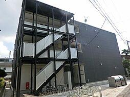 神奈川県相模原市南区東林間3丁目の賃貸マンションの外観
