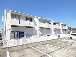 大阪府富田林市小金台3丁目の賃貸アパートの外観
