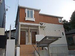 愛知県名古屋市天白区平針南2丁目の賃貸アパートの外観