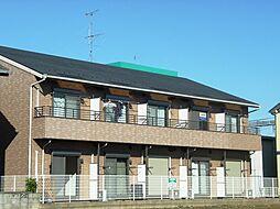 埼玉県さいたま市大宮区三橋4の賃貸アパートの外観