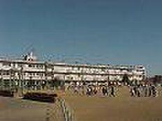 下妻市立上妻小学校(2501m)