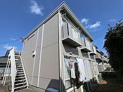 千葉県千葉市若葉区桜木北2丁目の賃貸アパートの外観