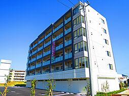 埼玉県桶川市大字下日出谷の賃貸マンションの外観