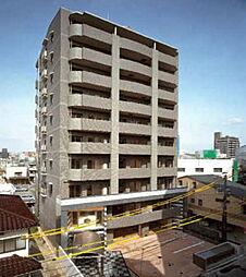 広島県広島市西区観音本町2丁目の賃貸マンションの外観