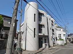 パルコート大和田[2階]の外観